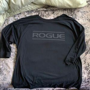 Rogue Fitness 3/4 sleeve shirt